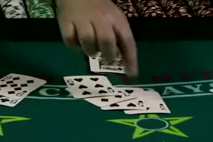 BlackjackCardCounting-SpeedCount